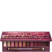 Urban Decay - Oogschaduw - Naked Cherry Eyeshadow Palette
