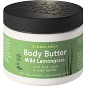 Urtekram - Wild Lemon Grass - Body Butter