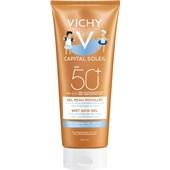 VICHY - Sonnenpflege - Für Kinder Wet Skin Gel SPF 50+