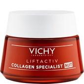 VICHY - Tages & Nachtpflege - Collagen Specialist Night Cream
