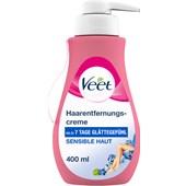 Veet - Cremes - Haarentfernungscreme Sensible Haut