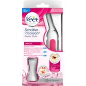 Veet - Barbeador - Sensitive Precision Beauty Styler Expert