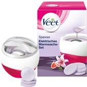 Veet - Warm- & Kaltwachs - Spawax elektrische warmwas-set