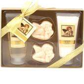 Village - Classic Angel - Soap & Body Set Vanilla & Rose Petals