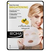 Iroha - Cuidado facial - Brightening Tissue Face Mask