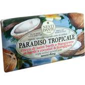 Nesti Dante Firenze - Paradiso Tropicale - St.Barth's Coconut & Frangipani Soap