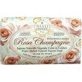 Nesti Dante Firenze - Le Rose - Rosa Champagne Mydło