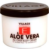 Village - Witamina E - Body Cream