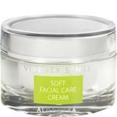 Viventy Sense - Aloe Vera - LSF 15 Leichte Gesichtspflegecreme