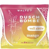 Waltz 7 - Duschpflege - Duschbombe Mango