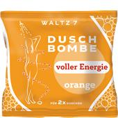 Waltz 7 - Duschpflege - Duschbombe Orange