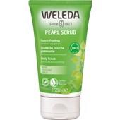 Weleda - Shower care - Pearl Scrub Shower Peeling Birch