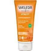 Weleda - Duschpflege - Vitality Vitalisierungsdusche Sanddorn