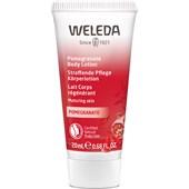 Weleda - Lotionen - Granatapfel Regenerierende Pflegelotion
