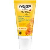 Weleda - Schwangerschafts- und Babypflege - Baby Calendula Wind- & Wetterbalsam