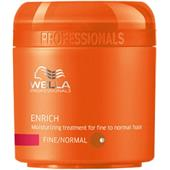 Wella - Enrich - Enrich Skin Moisturising Mask for Delicate to Normal Hair