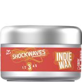 Wella Shockwaves - Styling - Indie Wax