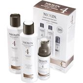 Wella - Starter Set - Visibly decreasing hair density – delicate-chemically treated System 4