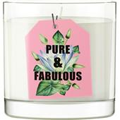 Wild Garden - Pure & Fabulous - Candle