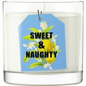 Wild Garden - Sweet & Naughty - Candle