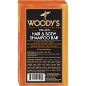 Woody's - Hårpleje - Shampoo Bar