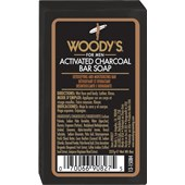 Woody's - Body care - Activated Charcoal Bar Soap
