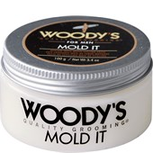 Woody's - Styling - Mold It Styling Paste Super Matte
