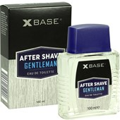 X-Base - After Shave - Gentleman