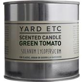 YARD ETC - Green Tomato - Scented Candle