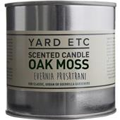 YARD ETC - Oak Moss - Scented Candle