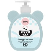 Yope - Handpflege - Pineapple & Coconut Hand Wash for Kids