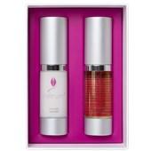 Yverum - Gesichtspflege - Reinigungsöl & Hyaluron Creme 24 h Set
