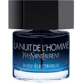 Yves Saint Laurent - La Nuit De L'Homme - Eau Électrique Eau de Toilette Spray