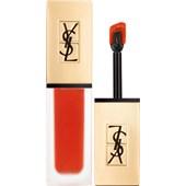 Yves Saint Laurent - Lips - Tatouage Couture