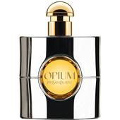 Yves Saint Laurent - Opium Femme - Collector Edition Silber Eau de Parfum Spray