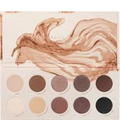 ZOEVA - Lidschatten - Eyeshadow Palette Naturally Yours