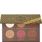 ZOEVA - Eye Shadow - Cocoa Blend Eyeshadow Travel Palette