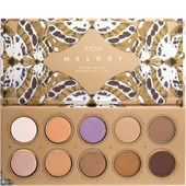 ZOEVA - Eye Shadow - Melody Eyeshadow Palette