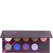 ZOEVA - Eye Shadow - Retro Future Eyeshadow Palette