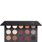 ZOEVA - Eye Shadow - Warm Spectrum Eyeshadow Palette