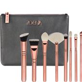 ZOEVA - Pinsel - Brush Set Rose Golden Luxury Set Vol.3