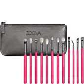 ZOEVA - Brush sets - Pink Elements Complete Eye Set