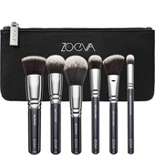 ZOEVA - Pinselsets - Vegan Face Set
