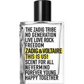 Zadig & Voltaire - This Is Us! - Eau de Toilette Spray