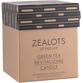 Zealots of Nature - Scented candles - Green Tea Revitalizing Candle