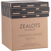 Zealots of Nature - Scented candles - Mandarin Energy Candle