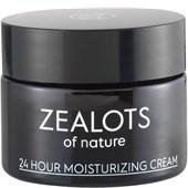 Zealots of Nature - Feuchtigkeitspflege - 24h Moisturizing Cream