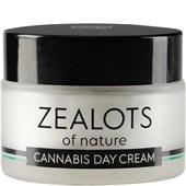 Zealots of Nature - Feuchtigkeitspflege - Cannabis Day Cream