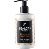 Zealots of Nature - Hand care - Refreshing Hand Milk