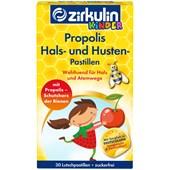 Zirkulin - Erkältung & Immunstärkung - Propolis Hals- und Husten-Pastillen